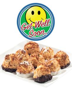 Get Well Jumbo Coconut Macaroons