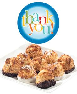 Thank You Jumbo Coconut Macaroons