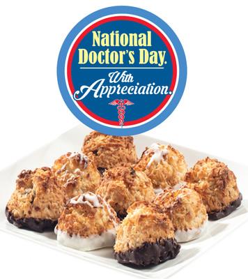 Doctor Appreciation Jumbo Coconut Macaroons
