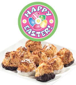 Easter Jumbo Coconut Macaroons
