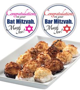 BAR/ BAT MITZVAH  MINI MACAROONS