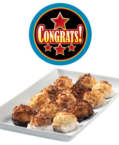 CONGRATULATIONS MINI MACAROONS