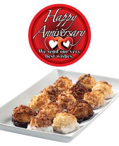 Anniversary Mini Coconut Macaroons