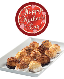 Mother's Day Mini Coconut Macaroons