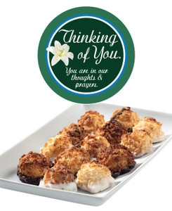 Thinking of You Mini Coconut Macaroons