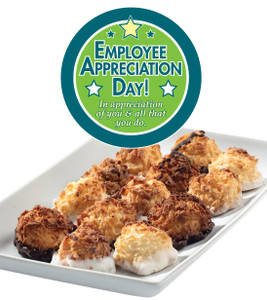 Employee Appreciation Mini Macaroons