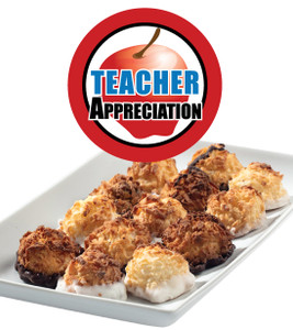 Teacher Appreciation Mini Macaroons