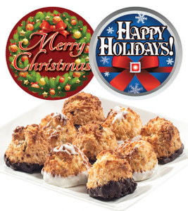 Christmas/Holiday Jumbo Coconut Macaroons
