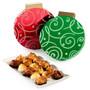 Christmas Mini Macaroon Novelty Box