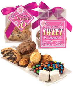 Sweet 16 Mini Novelty Gift Bag