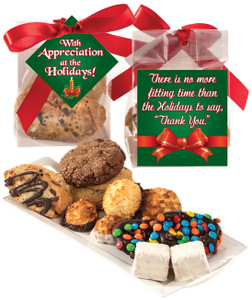 Happy Holidays Business-To-Business Mini Novelty Gift