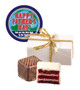 Father's Day Petit Fours - 2pc Box