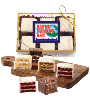 Father's Day Petit Fours 6pc Box