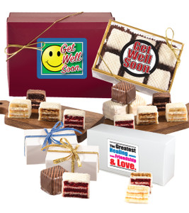 Get Well Petit Fours