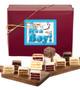 Baby Boy Petit Fours - 12pc Box