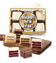 Happy New Year Petit Fours - 6pc Box