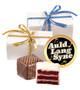 Happy New Year Petit Fours - 2pc Box
