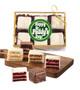 St Patrick's Day Petit Fours - 6pc Box