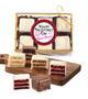 Valentine's Day Petit Fours - 6pc Box