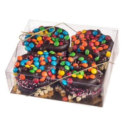 Custom Gourmet Pretzel Gift Box