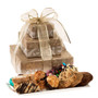Cheerful & Happy 3 Tier Tower of Treats - Gold