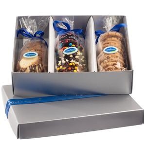 Signature Gift Box 3lbs Custom Triple Cookie Assortment