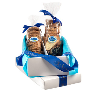 Signature Gift Box Duo - 1 Lb. - Make-Your-Own Double Assortment (2-1/2 Lb Bags In Gift Box)