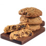 Chocolate Chip Cookie Scone sample
