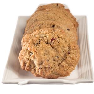 Cranberry Raisin Cookie Scones