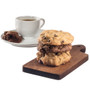 Assorted Cookie Scones with Coffee