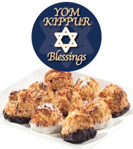 Yom Kippur Jumbo Coconut Macaroons
