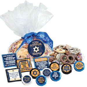"YOM KIPPUR ""COOKIE TALK"" MESSAGE PLATTERS"