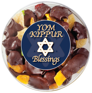 Yom Kippur Chocolate Dipped Dried Fruit