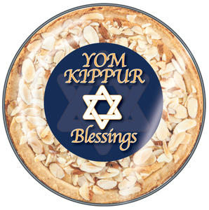 Yom Kippur Cookie Pie