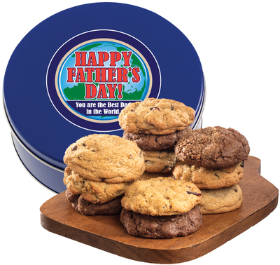Father's Day Assorted Cookie Scones