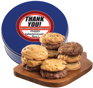 Admin/Office Staff Assorted Cookie Scone Tin