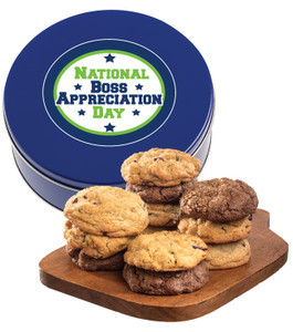 Best Boss Assorted Cookie Scone Tin