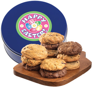Easter Assorted Cookie Scone Tin