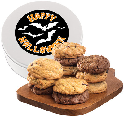 Halloween Assorted Butter Cookie Scones