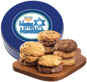 HANUKKAH ASSORTED COOKIE SCONES