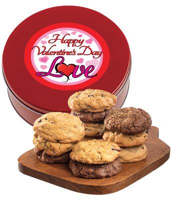 Valentine's Day Assorted Cookie Scones - Love