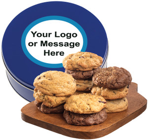 Business-To-Business Assorted Cookie Scones - Custom Label