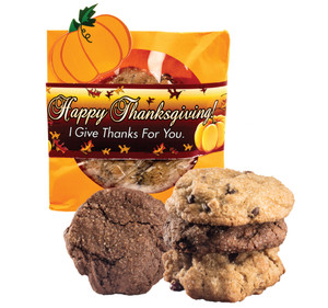 Thanksgiving Cookie Scone Singles
