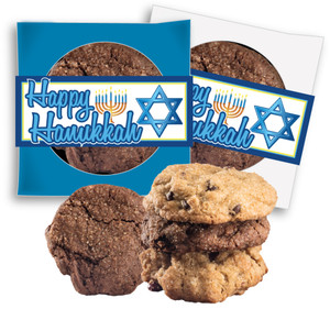 Hanukkah Cookie Scone Singles