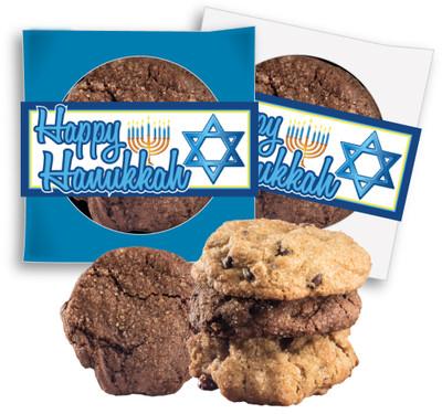 Hanukkah Cookie Scone Singles
