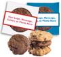 Custom message cookie scones