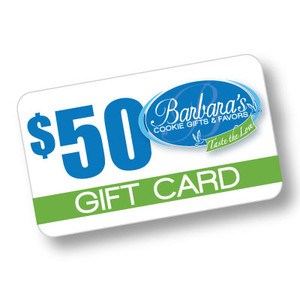 $50 Gift Card - Special Order