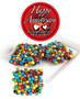 Anniversary Chocolate Grahams w/ M&Ms