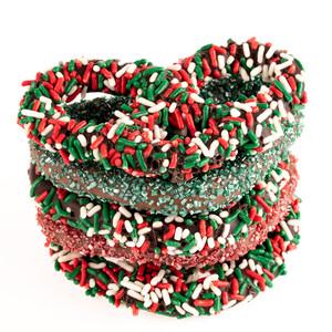 Christmas Gourmet Pretzels