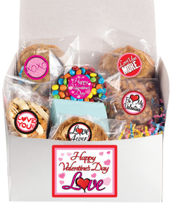 VALENTINES DAY BOX OF TREATS